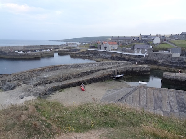 portsoy-harbours