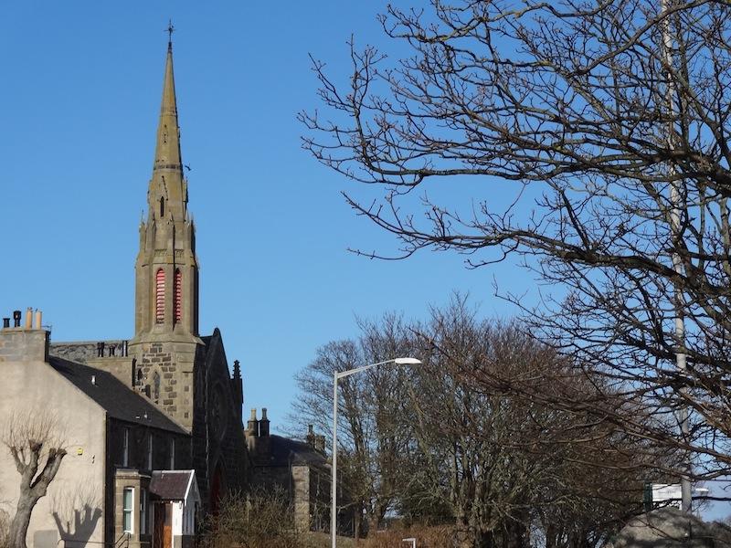 church-side