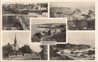 old-portsoy-1957