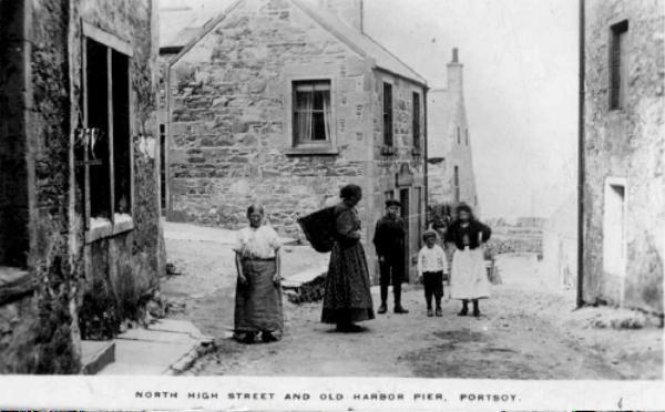 north-high-street-postcard