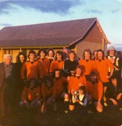 PORTSOY FOOTBALL TEAM 1975