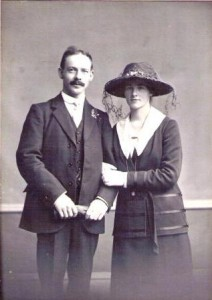 Cissie Morrison and James Smith 1919
